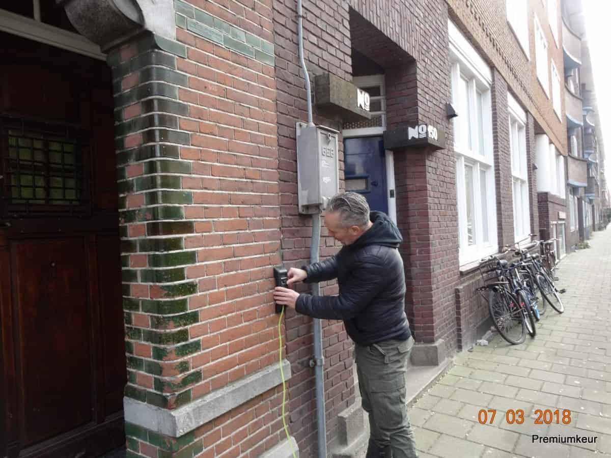 Funderingsonderzoek Amsterdam